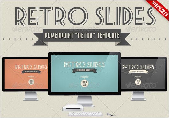 24 beautiful vintage powerpoint templates