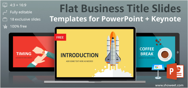 Ppt Title Slide Template Title Slide Templates for Powerpoint and Keynote