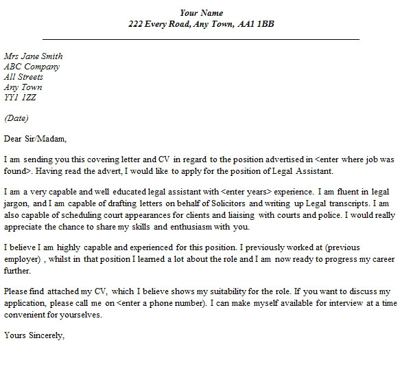 Preparing A Cover Letter for Job Preparing A Cover Letter for Job Free Template Design