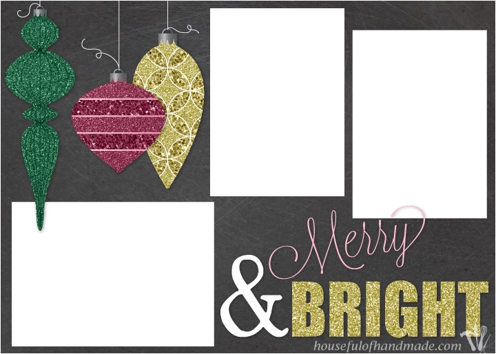 make your own christmas cards free templates 2