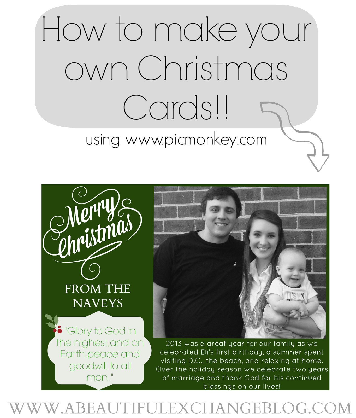 make your own christmas cards mississippi