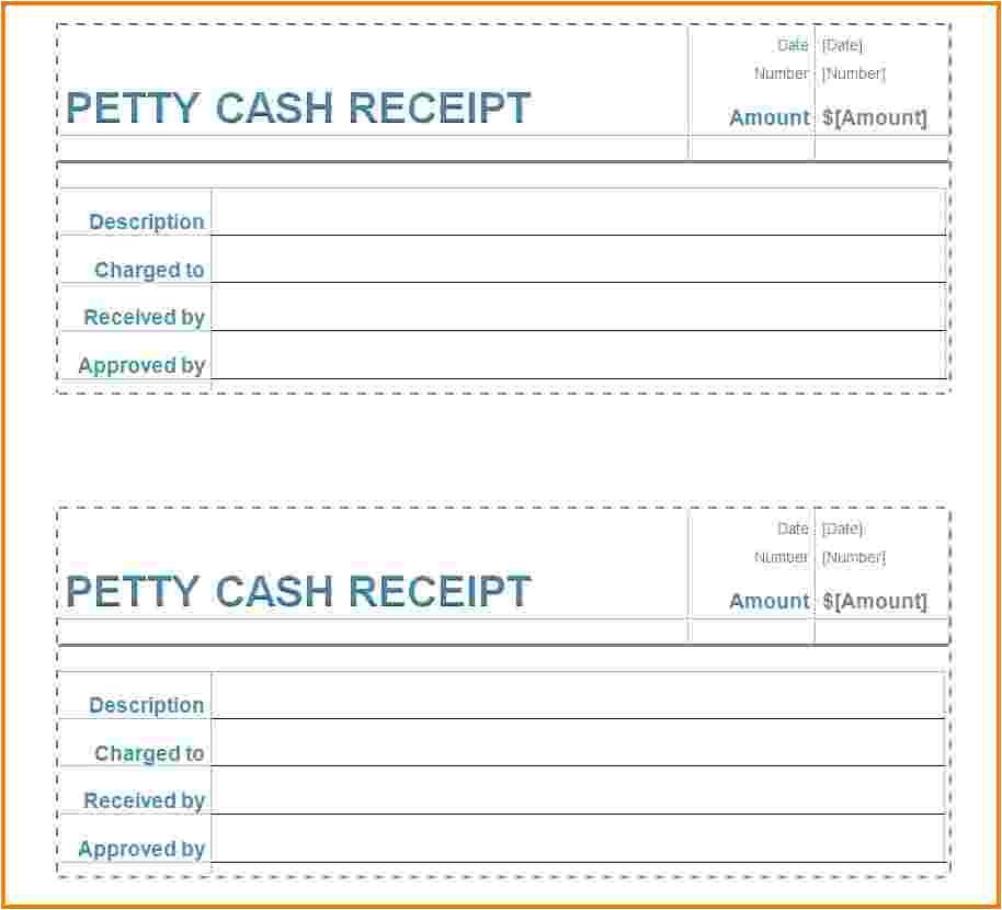 7 printable cash receipt