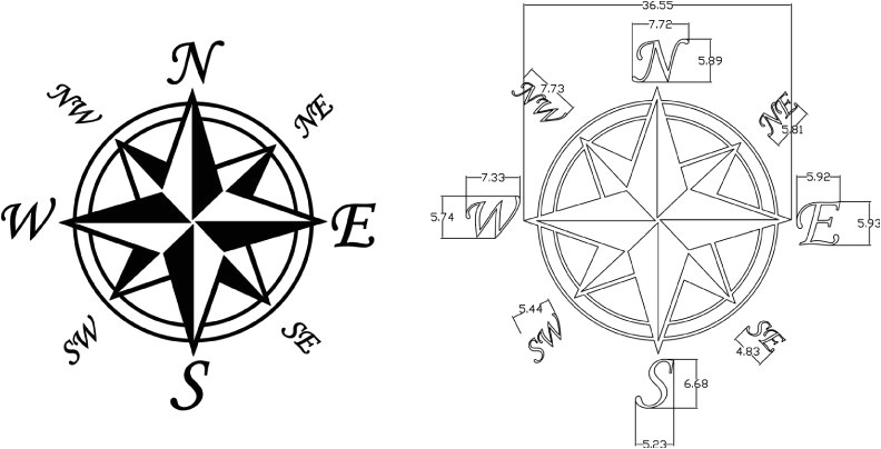 Printable Compass Rose Template Free Compass Rose Template Download Free Clip Art Free