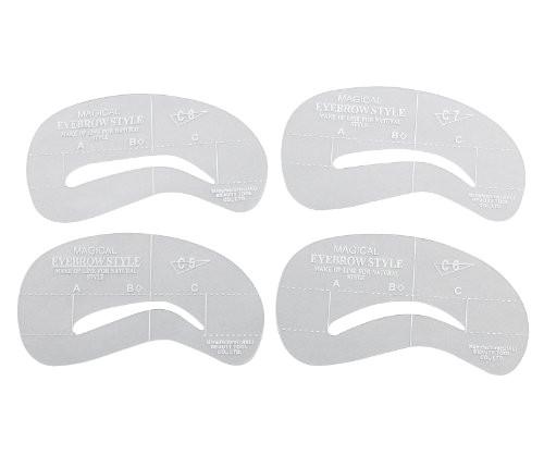 post printable eyebrow stencils kit 360554