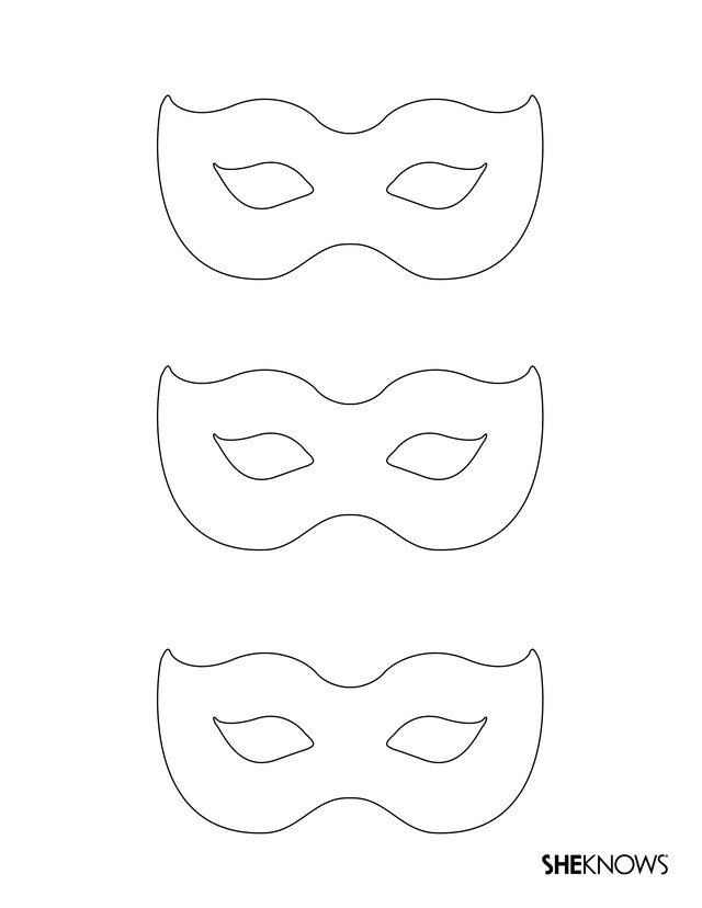 masquerade mask template 19 free mardi gras mask templates for kids and adults printable