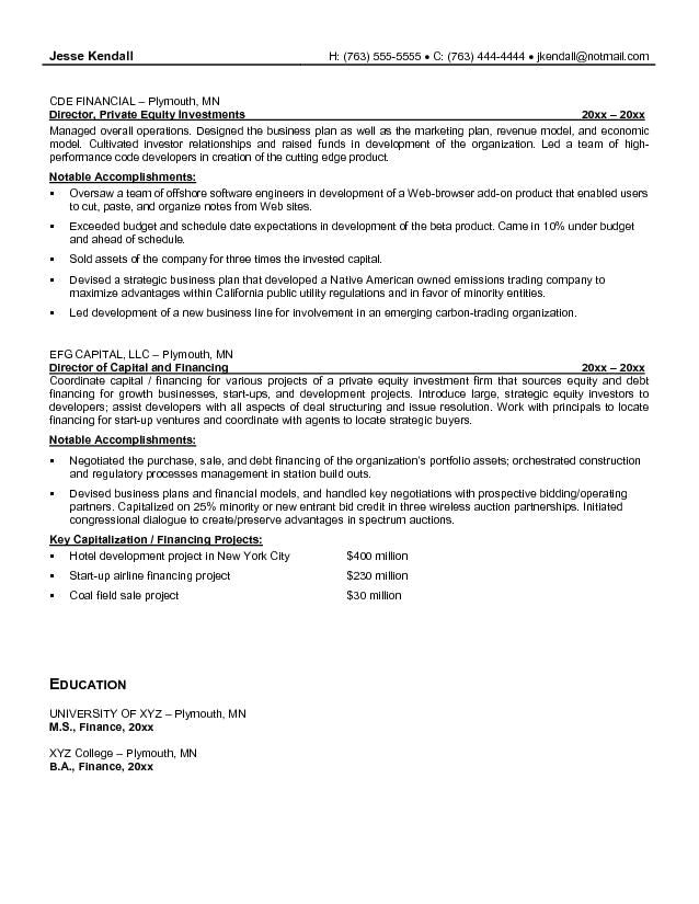 goodly private equity cover letter