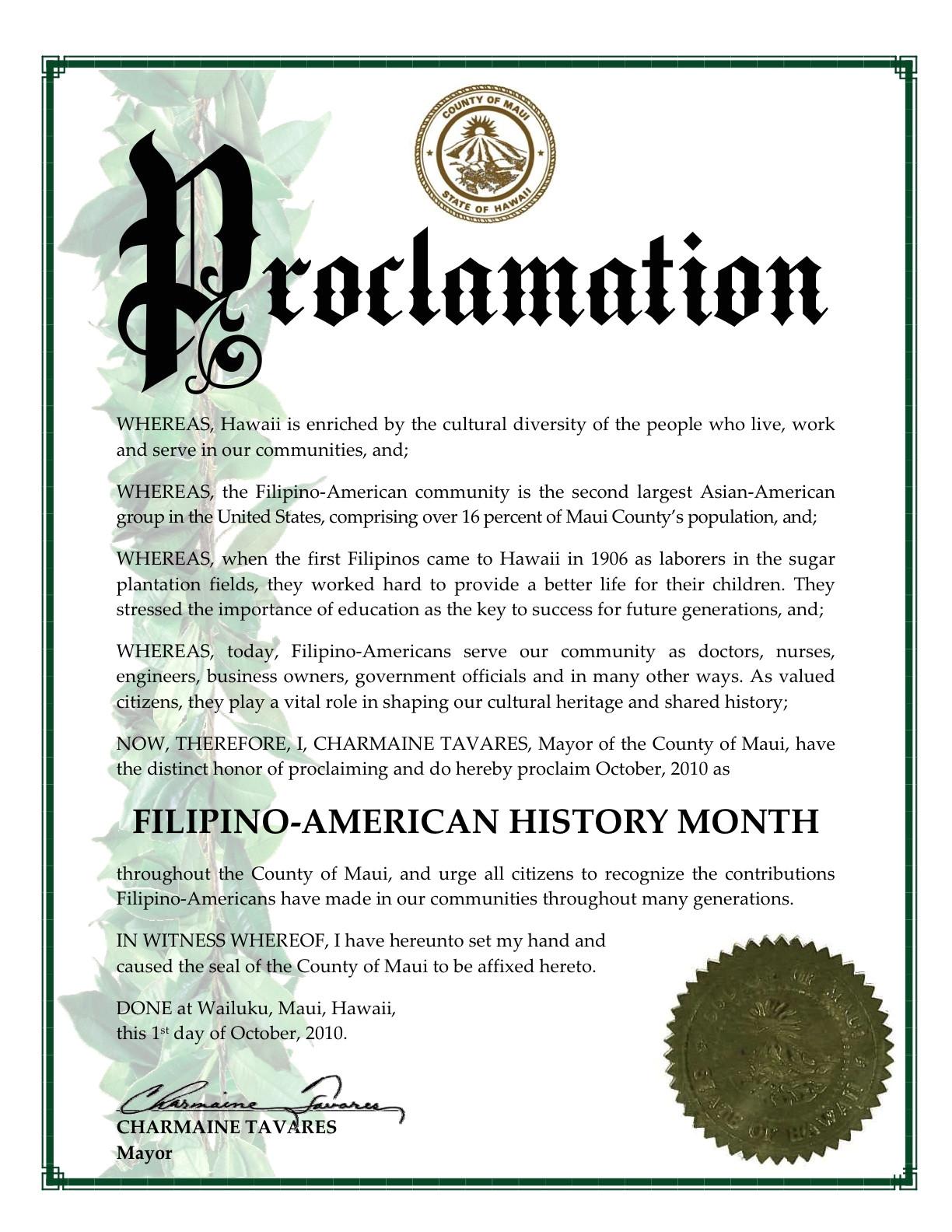 Proclamation Templates Proclamation Template Honoring someone Proclamation