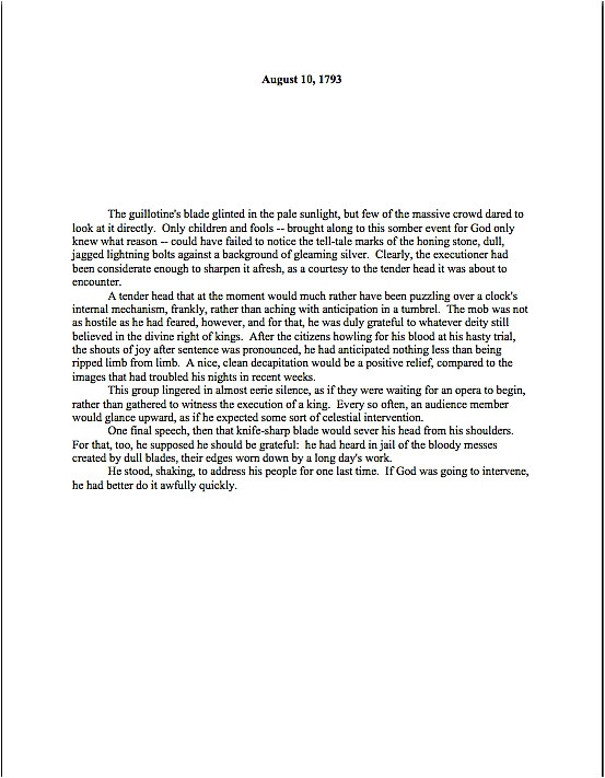 Prologue Template Academic Writing Author Author Anne Mini 39 S Blog