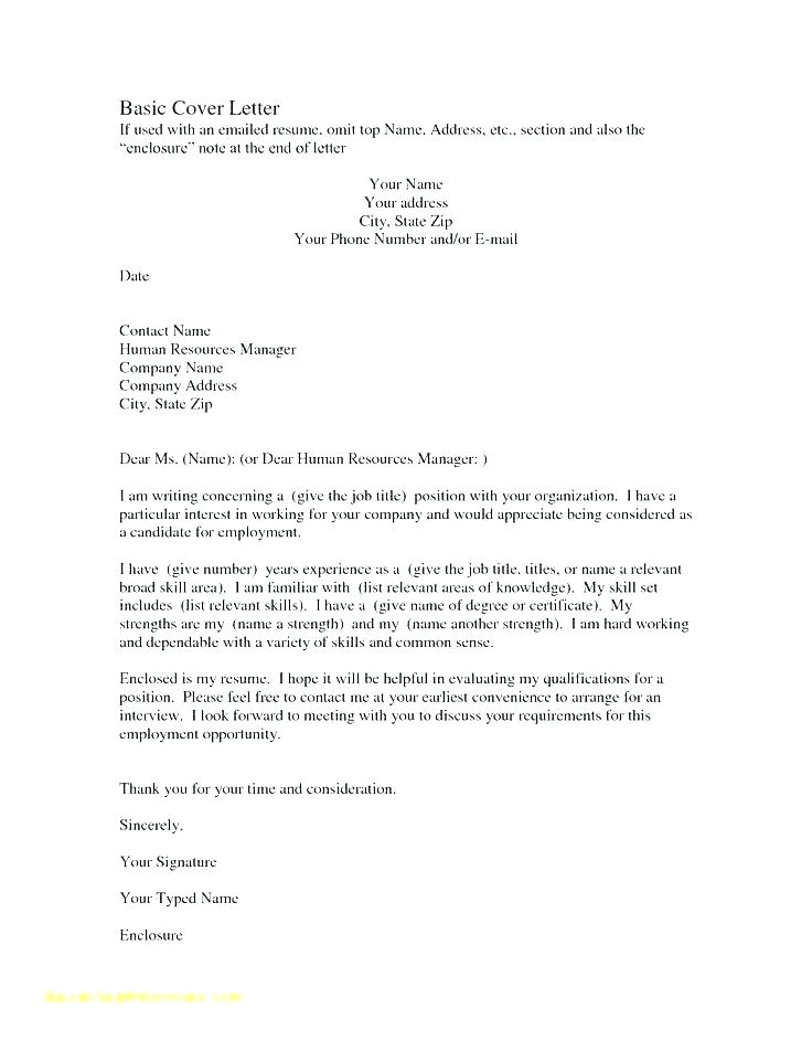 how to make a proper cover letter