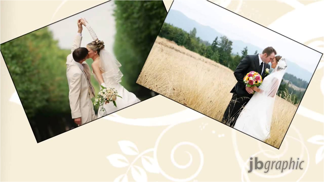 Proshow Producer Wedding Templates Proshow Producer Classic Wedding Template Youtube