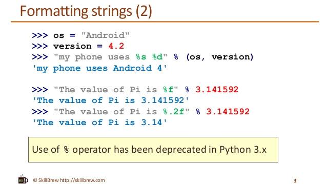python programming essentials m9 string formatting