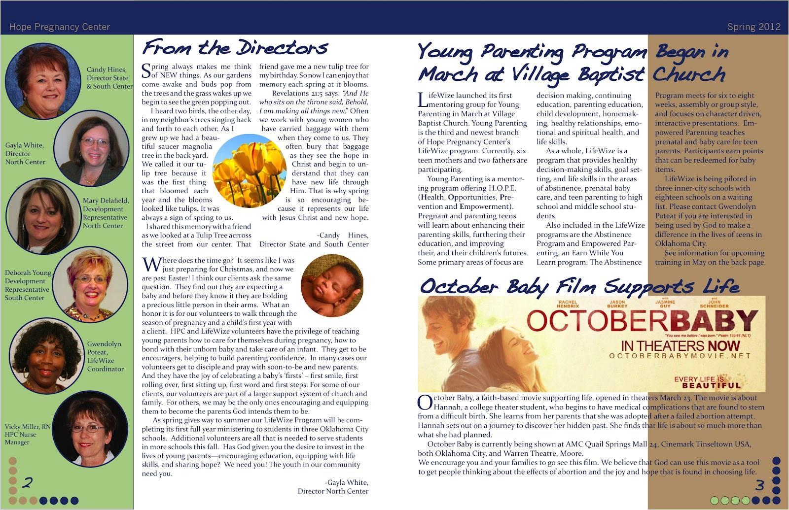 Quarterly Newsletter Template Kara Cox 39 S Portfolio