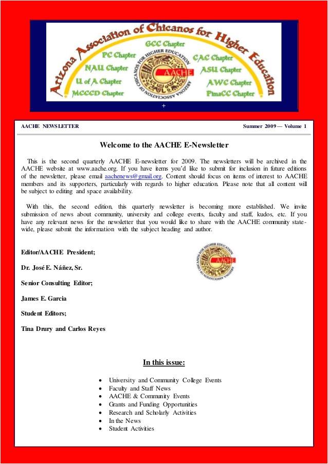 summer 2009 free html newsletter template 1