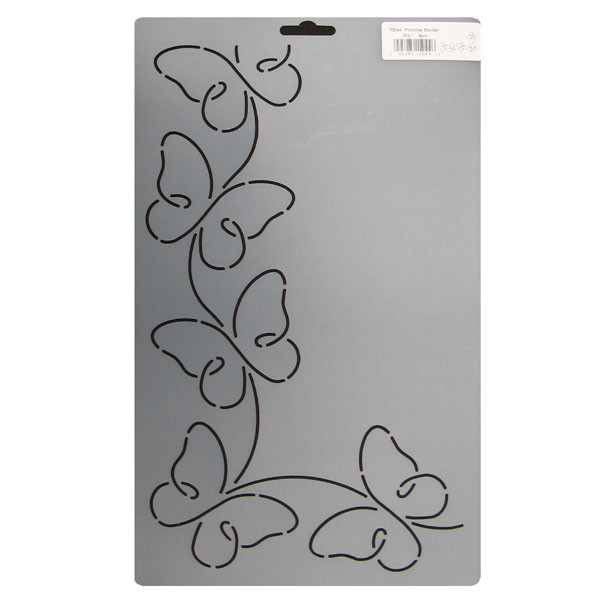 rb44 promise border quilting stencil 35 inch