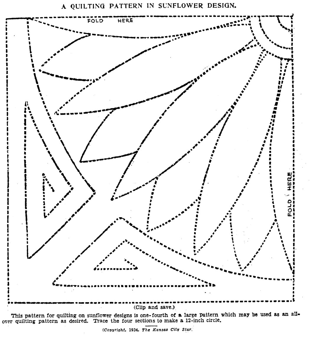 Quilting Templates for Hand Quilting Vintage Hand Quilting Patterns Q is for Quilter