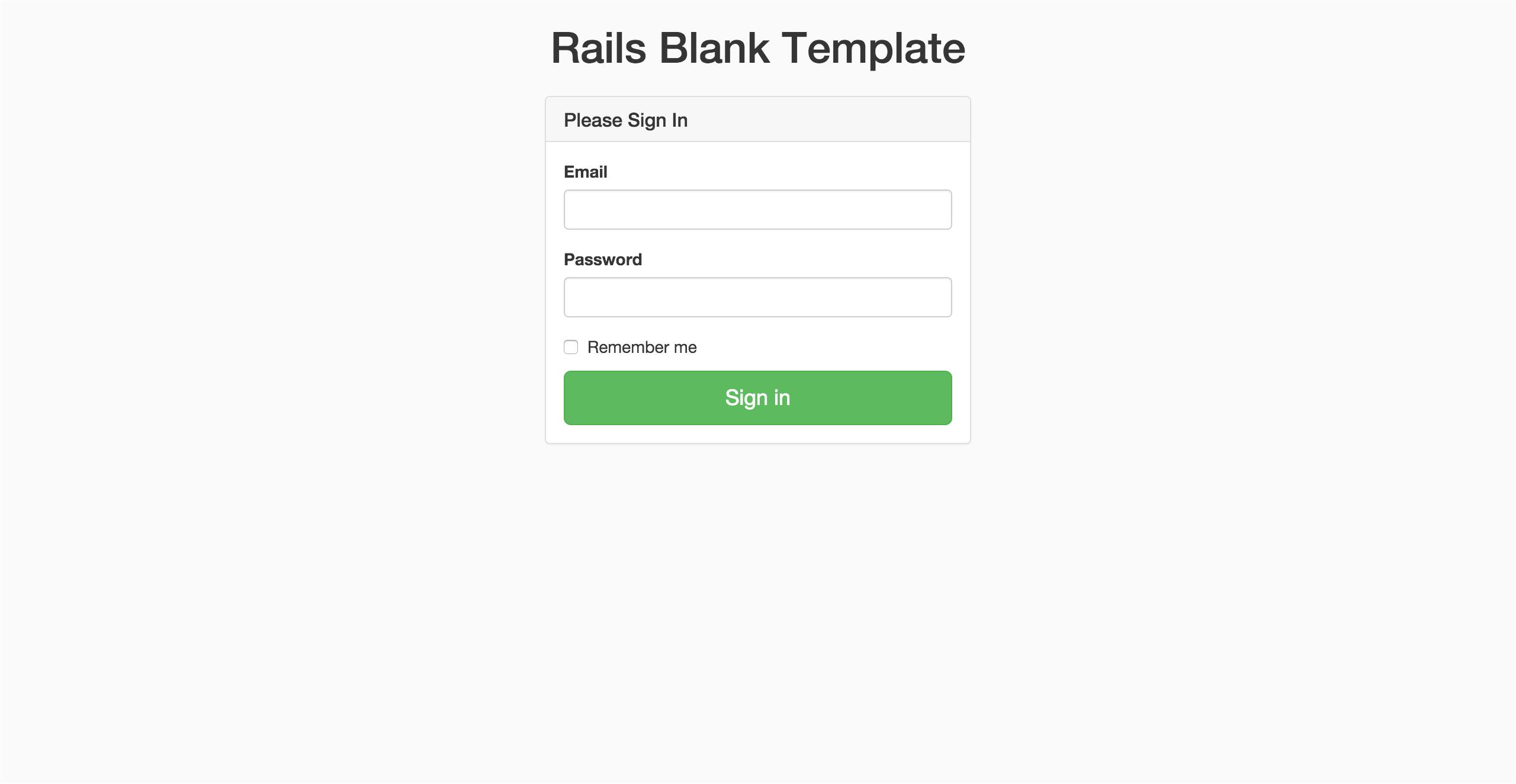 rails app template