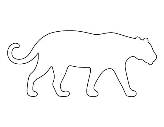 Rainforest Animal Templates Pin by Muse Printables On Printable Patterns at