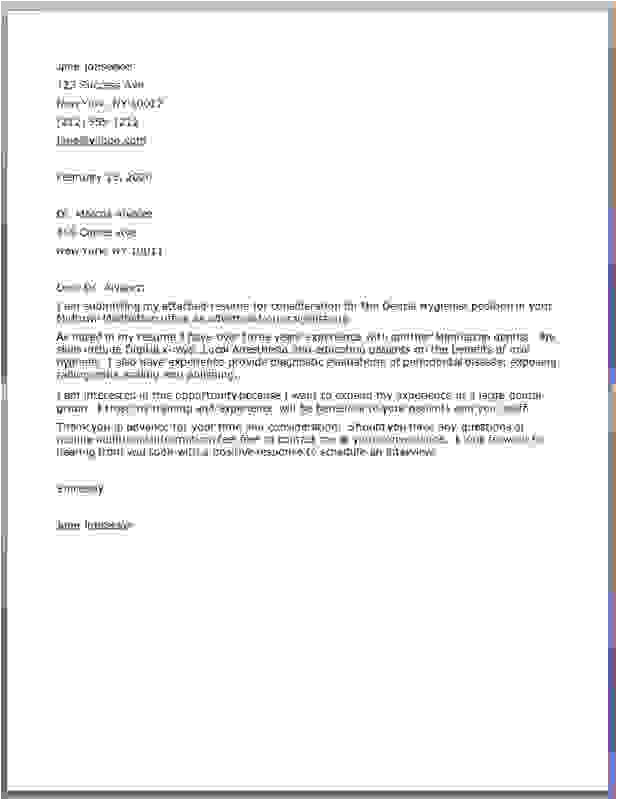 7 dental assistant cover letter