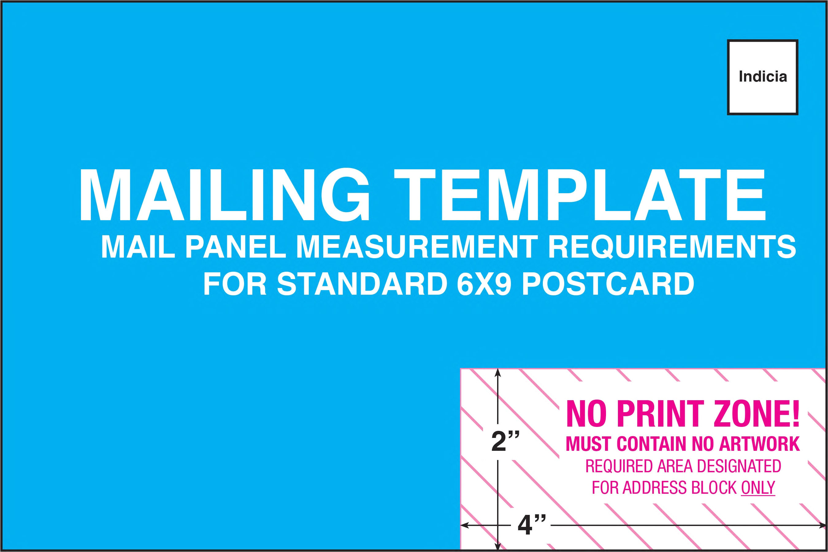 postcard template for kids