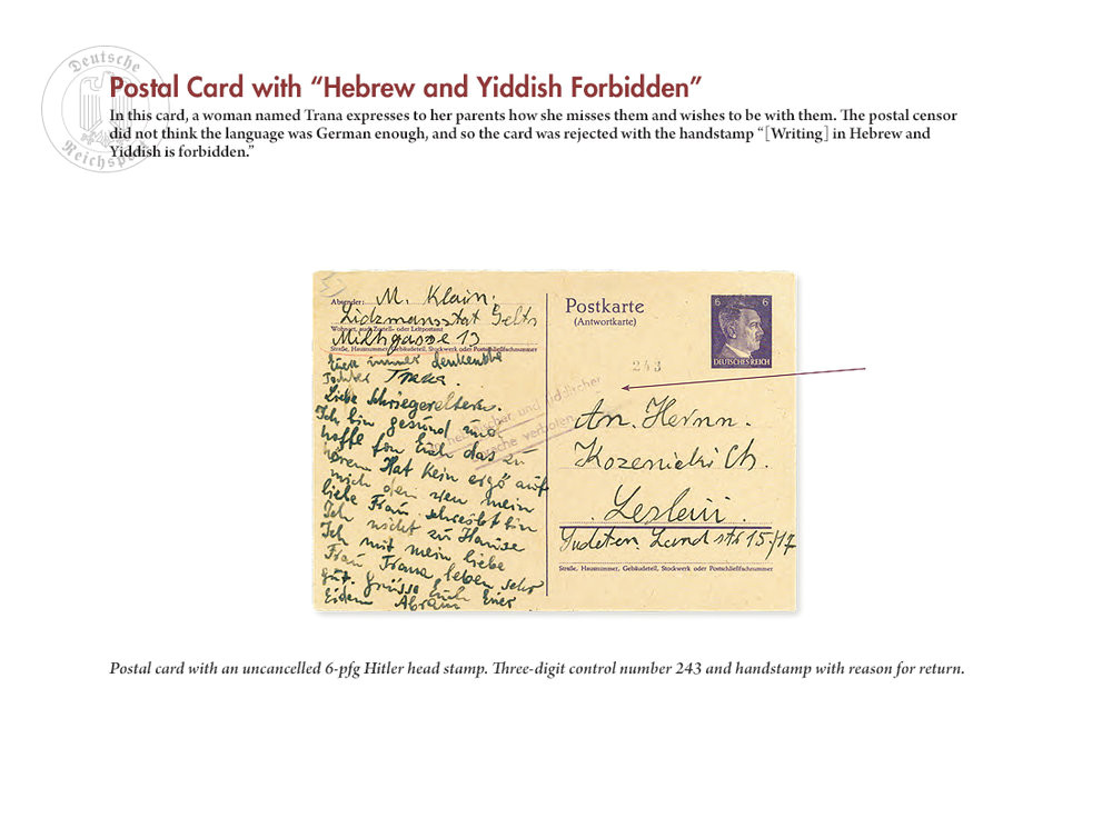 read write think postcard template download holocaust postal history