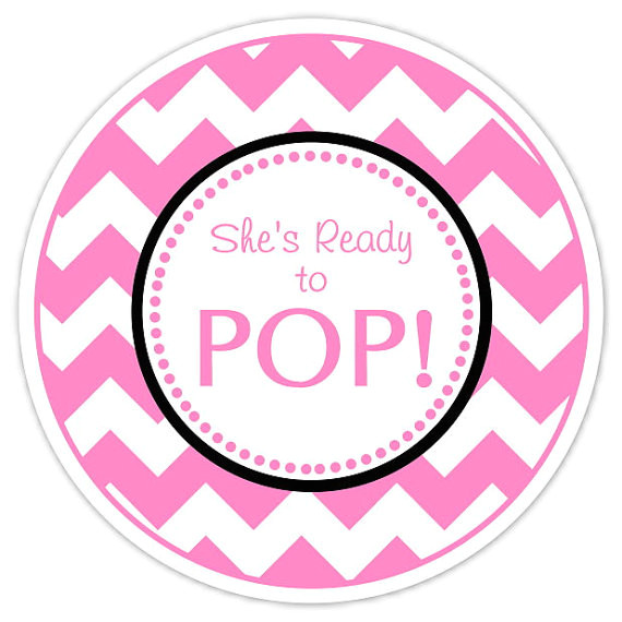 post free printable baby shower ready to pop labels 405379