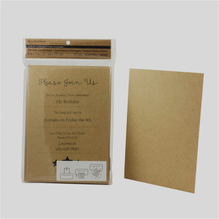 Recollections Card Template | williamson-ga.us