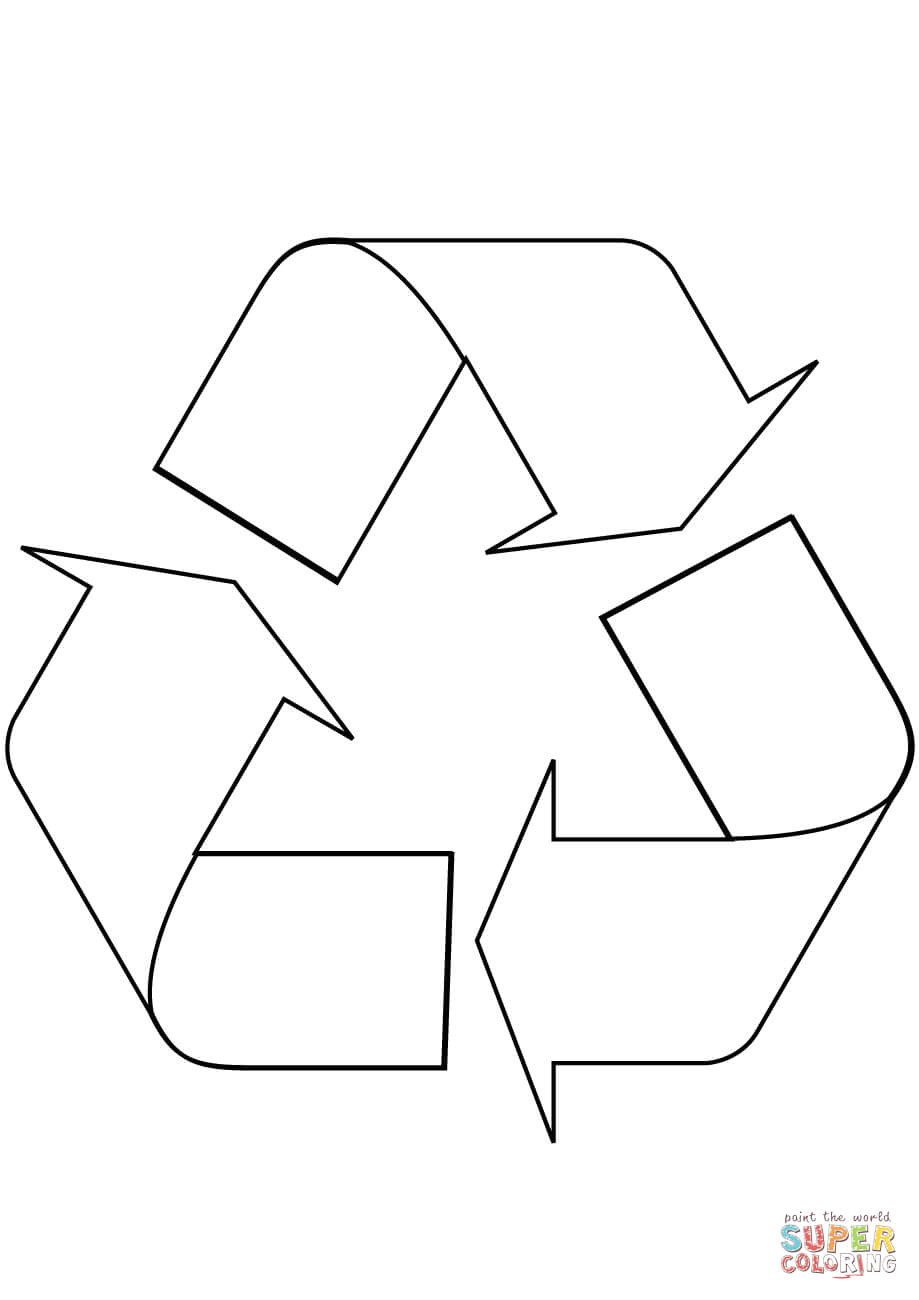 glass recycling coloring page sketch templates