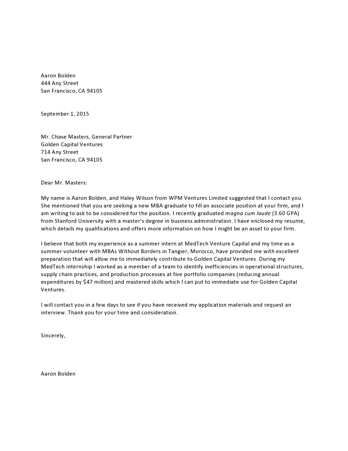 referral cover letter 2933