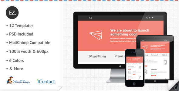 Responsive Email Template Tutorial 10 Sexy Responsive Email Newsletter Templates You Can