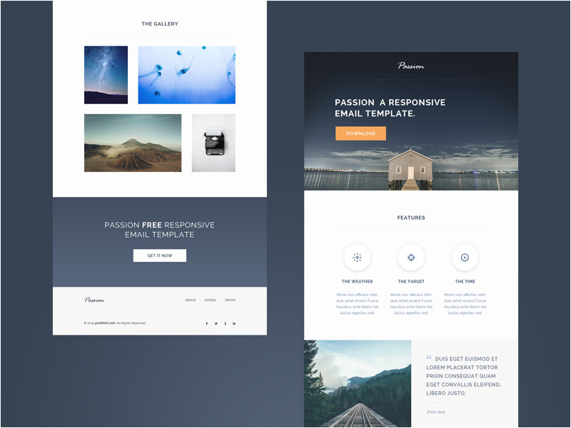 1889286 responsive html email template freebie