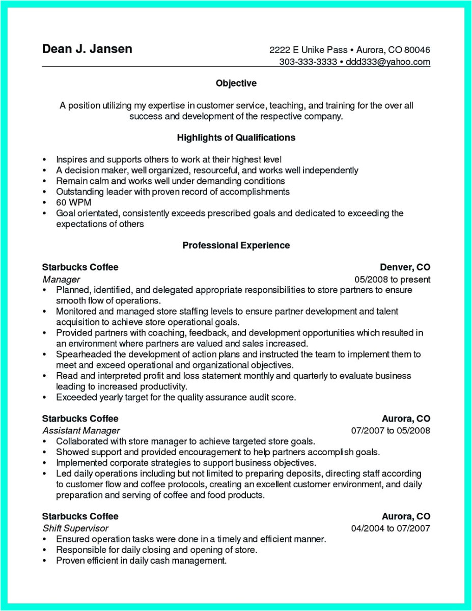 Resume Sample for Cashier at A Supermarket Terrible Mistakes to Avoid when You Make Your Cashier Resume