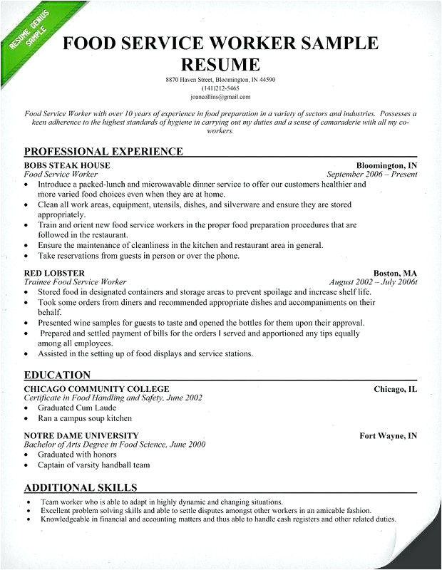 Resume Samples for Campus Interview Student Resume format for Campus Interview Resume Corner