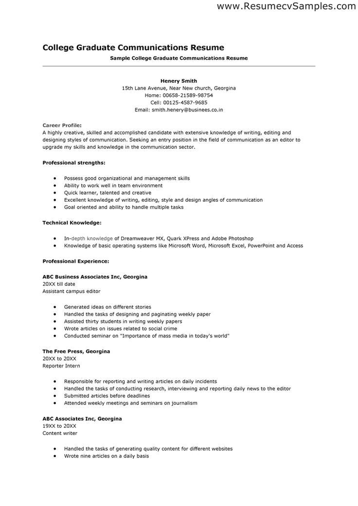 Resume Samples for High School Students Applying to College Sample High School Resume College Application Best