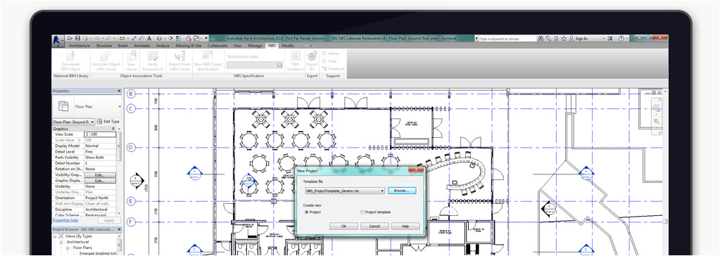 Revit Template Download Free Nbs Templates for Autodesk Revit Nbs National Bim Library