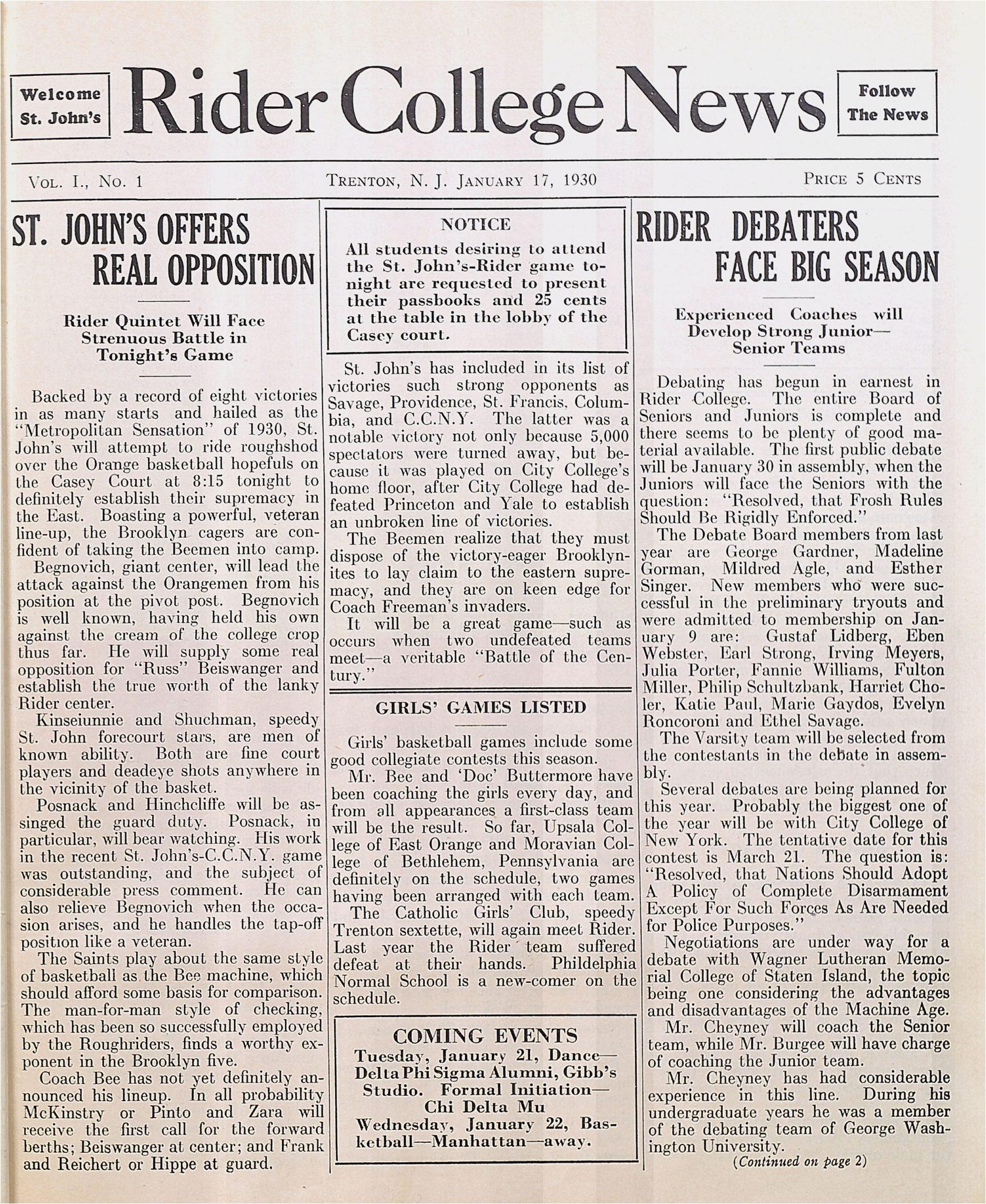 list of newspapers