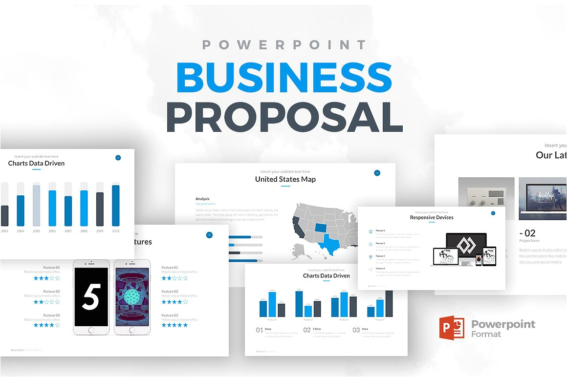 575444 business proposal powerpoint