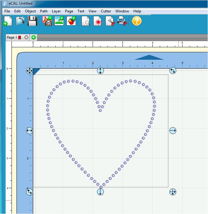 Rhinestone Template Machine Craft Edge Screenshots Of software to Cut True Type Fonts