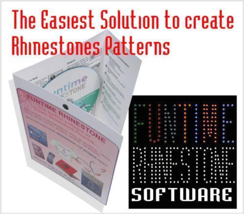 rhinestone software