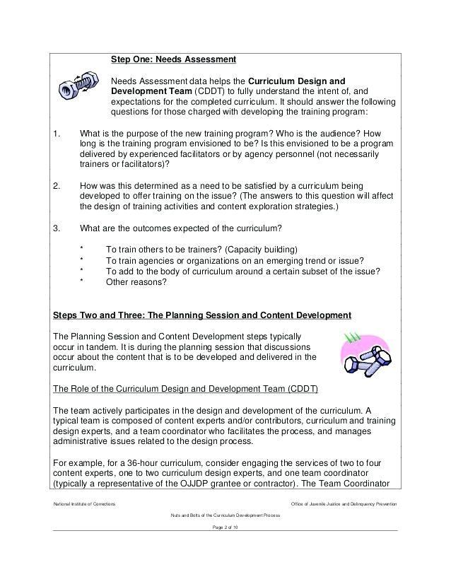 rigorous curriculum design template 55 fresh curriculum development template template free