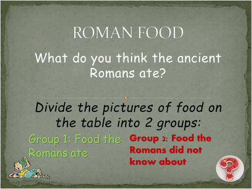 ancient roman food and drink 6258610