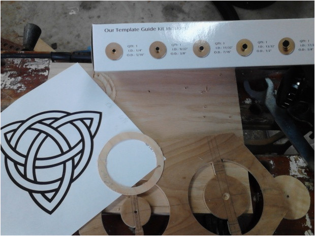 Router Templates Designs Router Template Mystery Misery Woodworking Talk