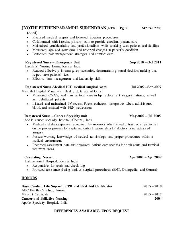 rpn resume 3