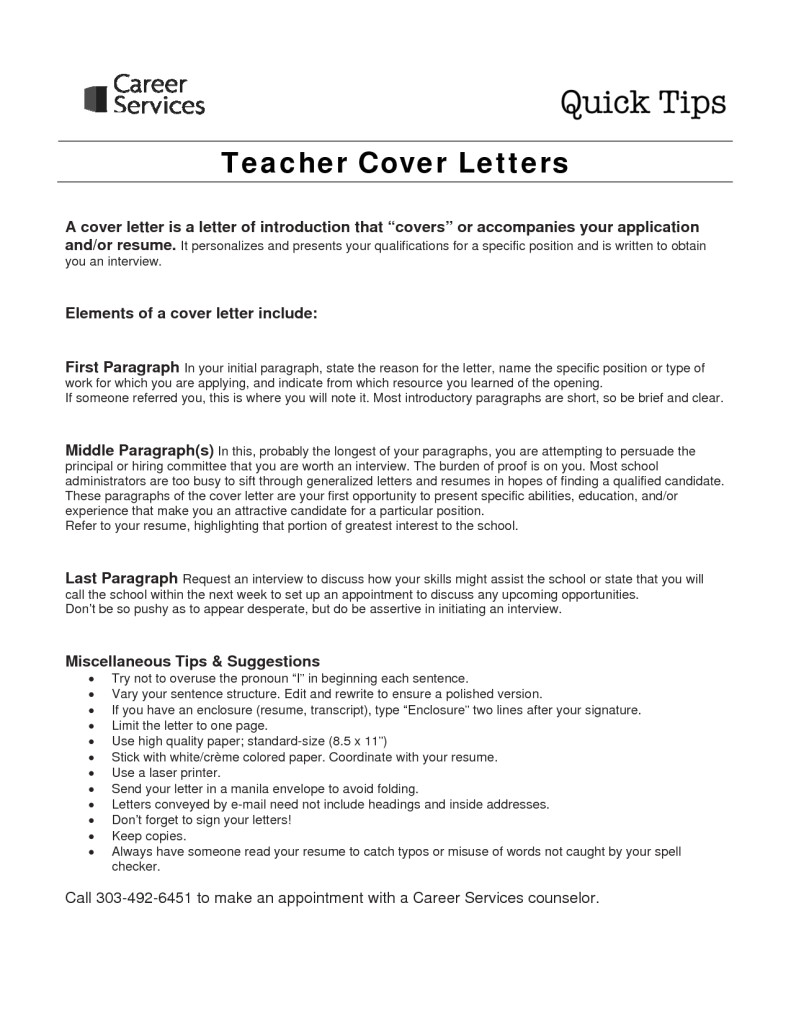 Sample Cover Letter for A Teaching Position with No Experience Sample Cover Letter for Teaching Job with No Experience