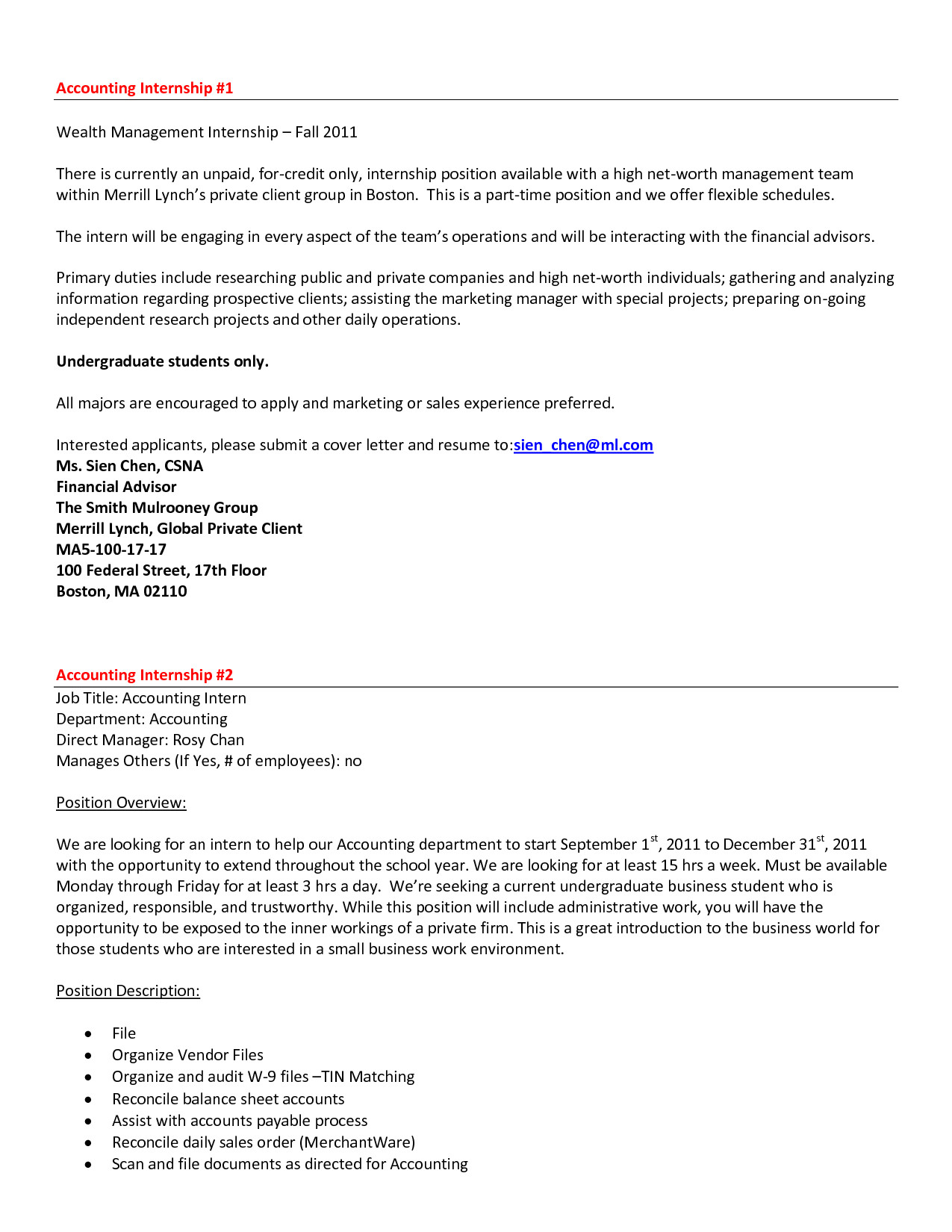 cover letter for accounting assistant - Yatay ...