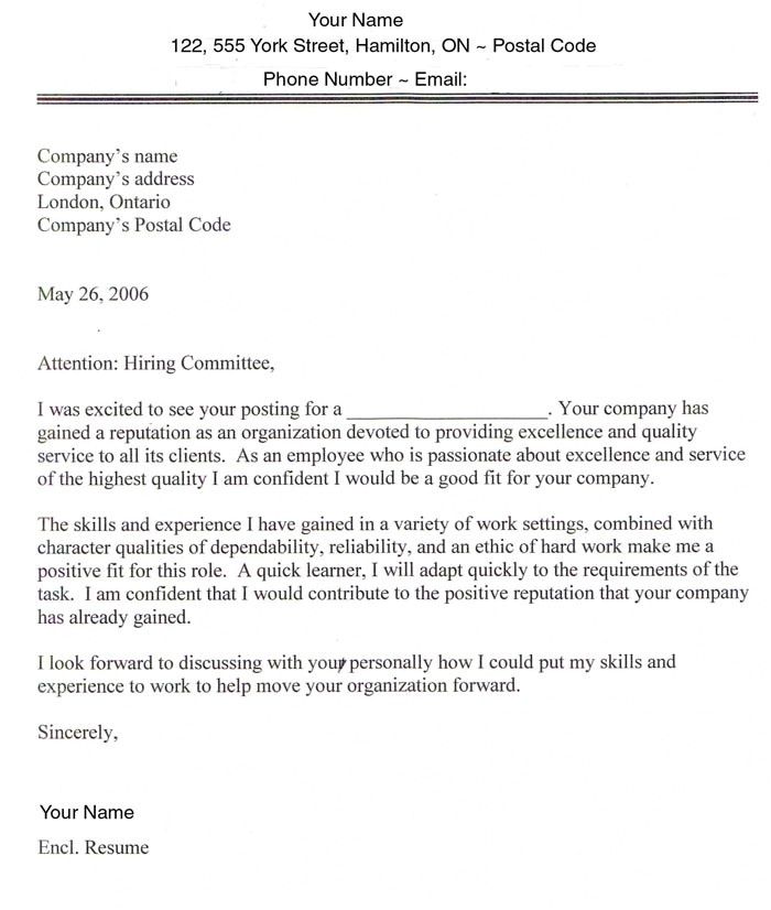 Sample Cover Letter for Embassy Job Covering Letter Sample for Job Application Letter Of
