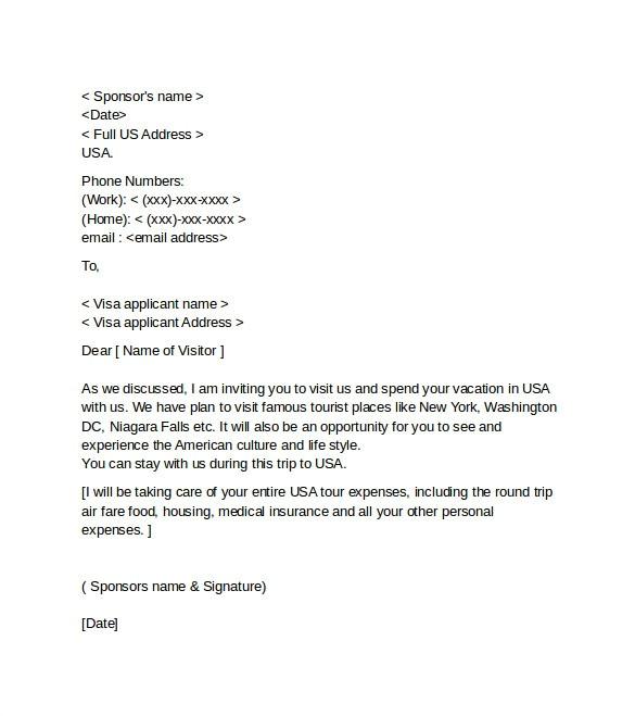 sample employment letter for visitor visa sample letter for visa request to embassy sample request letter for visa status cover