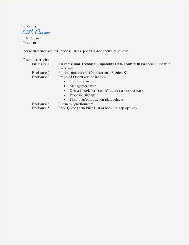 covering letter format for sending documents