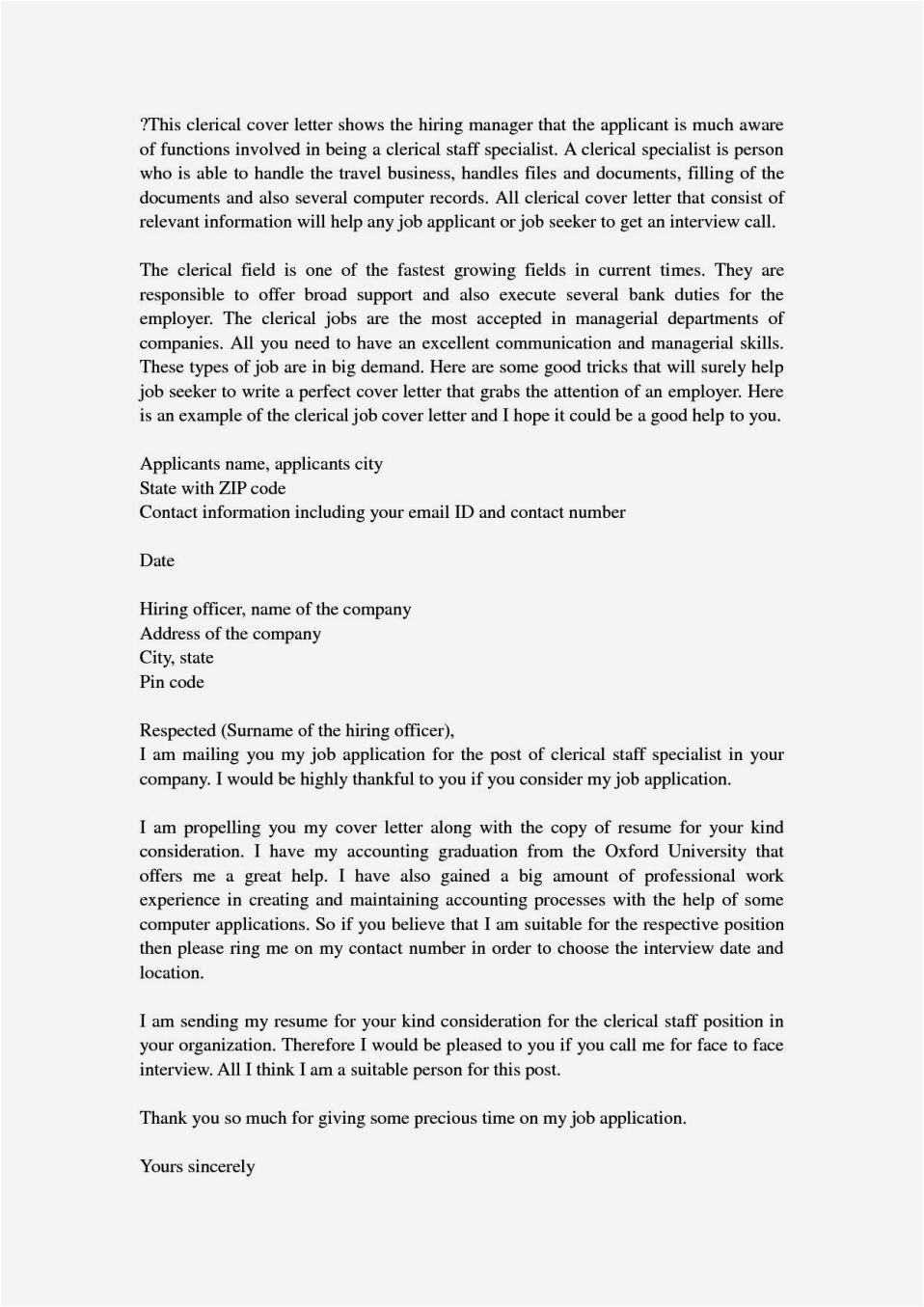 cover letter format for sending documents