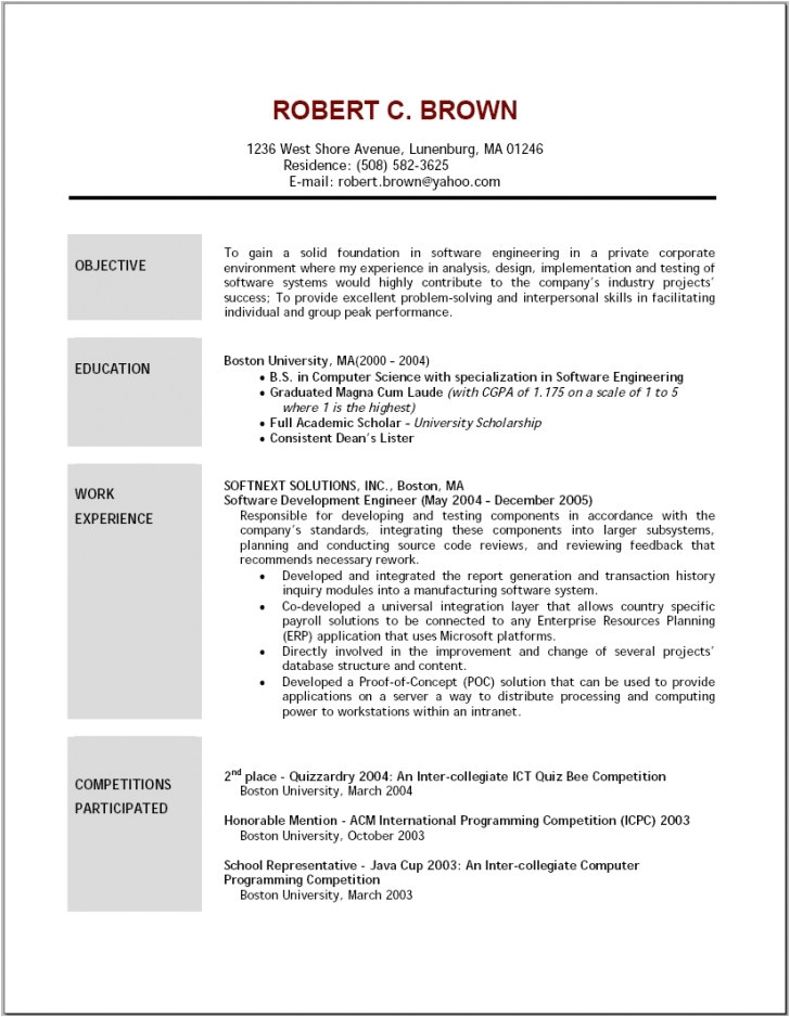 1000 ideas about resume objective on pinterest resume examples objective resume examples