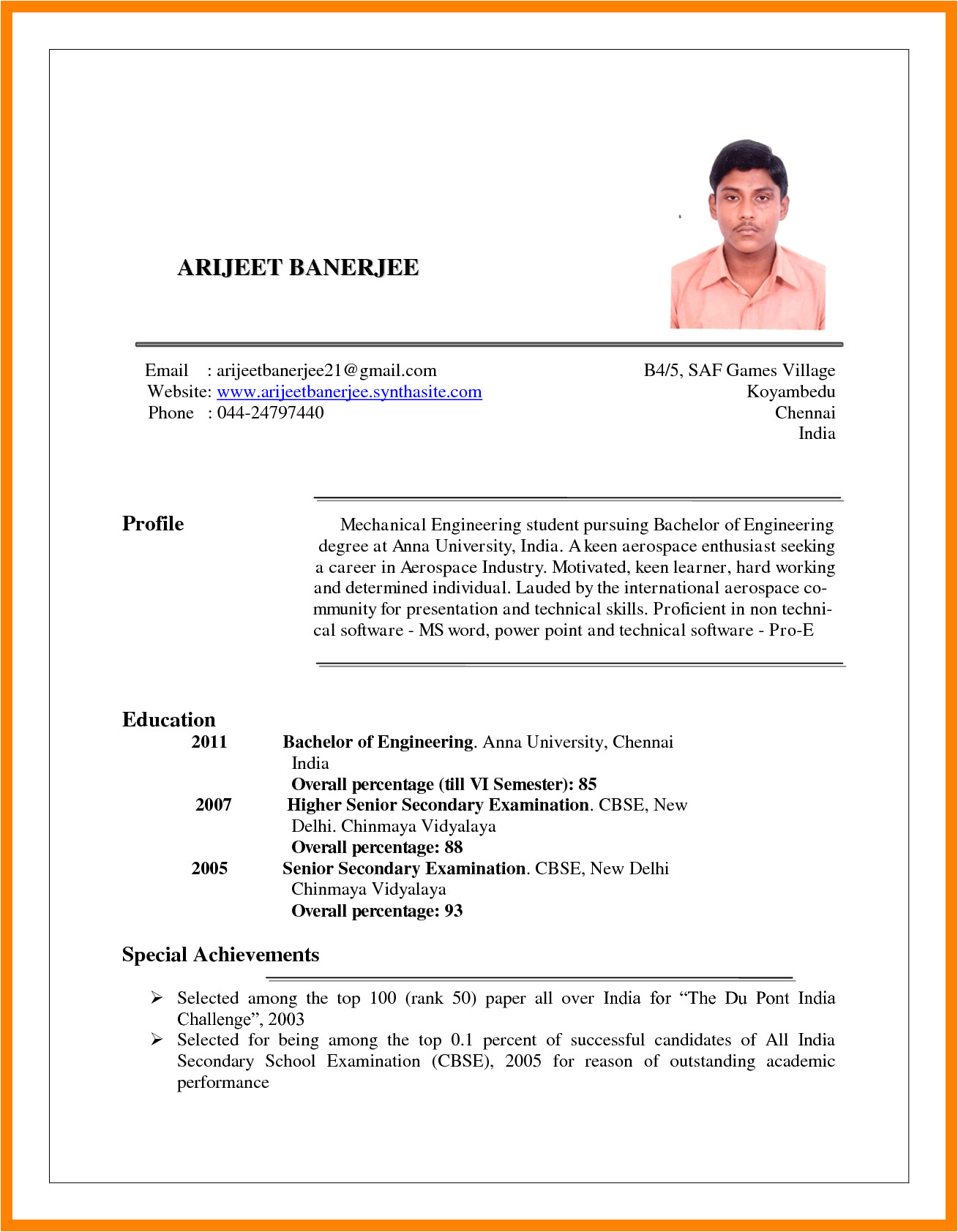 Sample Of Resume for Working Student Resume for Working Student Resume Ideas